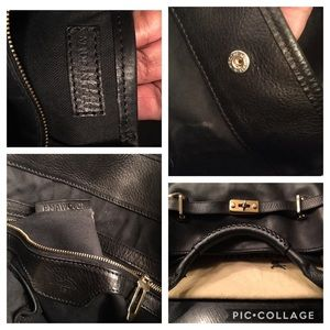 Burberry Bags - ❄️ Burberry Grainy calfskin leather hobo